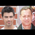 Joe Jonas Pairs Up With Tom Hanks For New TV Project