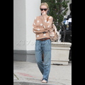Kate Bosworth Dresses Up For A Trip To The Salon