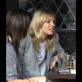 <em><font color=orange>X17 EXCLUSIVE</em></font> - Sienna Miller Gets Her Flirt On With Jason Segel