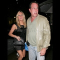 Michael Lohan And Kate Major Bring Birthday Gifts For Tila Tequila