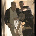 <em><font color=orange>EXCLUSIVE PHOTOS</em></font> - Woody Harrelson Gets Roughed Up By The Cops