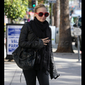 Nicole Richie Goes Back To The Gym