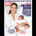 Celine Dion Proudly Shows Off Her Twin Boys
