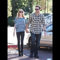LeAnn Rimes And Eddie Cibrian Flaunt Their Fabulousness