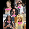 <em><font color=orange>2010 X-List</em></font> - Who Had The Most Surprising Plastic Surgery This Year?