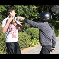 Orlando Bloom Attacks Photographer!