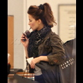 Kate Beckinsale Makes Tough Decisions At Barneys New York