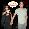 Joe Francis Confirms His Marriage Is Over After Seven Weeks