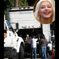 Christina Aguilera Plans To Get The Party Started