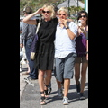 Ellen DeGeneres and Portia de Rossi Celebrate Their New Year's Together In St. Barth