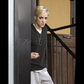 Samantha Ronson Works It Out Before The New Year
