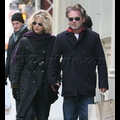 Meg Ryan And John Mellencamp: The Lovefest Continues