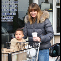 Ellen Pompeo Takes Stella Luna To The Market