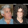 "Howard Stern On Jay Leno: ""He's Not Fit To Scrub David Letterman's Feet"""