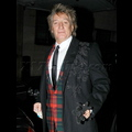 Rod Stewart And His Pretty Pregnant Penny