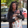 "<em><span class=""exclusive"">EXCLUSIVE FIRST PHOTOS</span></em> - Alanis Morissette Debuts Baby Ever!"