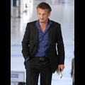 Sean Penn Causes Trouble At LAX, Gets A Pat Down From Security