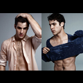 Darren Criss Shows Off His Hairy Situation