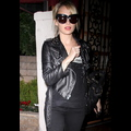 Nicole Richie Does Dinner With Brother-In-Law Benji Madden