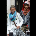 Willow And Jaden Smith Continue Their Tour In Dublin