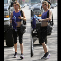 Ellen Pompeo Gets Ready For Bikini Season