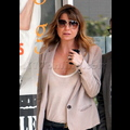 Hot Mama!  Ellen Pompeo Shows Off Some Cleavage
