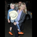 Naomi Watts Carries Her Precious Cargo Through The Airport