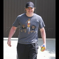 Brendan Fraser Gets Back In Shape For New Film Role