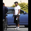 50 Cent Is Fresh From The Gym