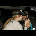 "<em><span class=""exclusive"">EXCLUSIVE PHOTOS</span></em> - Avril Lavigne Gets A Goodbye Kiss From Boyfriend Brody Jenner"