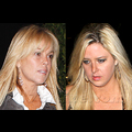 "<em><span class=""exclusive"">X17 EXCLUSIVE</span></em> - Dina Lohan Fears For Kate Major's Life, Source Says"