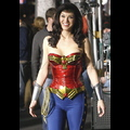 Adrianne Palicki Packs A Sexy Punch As <em>Wonder Woman</em>