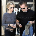 Meg Ryan And John Mellencamp Hit The Shops On Melrose