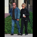 "<em><span class=""exclusive"">EXCLUSIVE PHOTOS</span></em> - Meg Ryan And John Mellencamp Look So In Love"