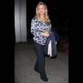 Kathy Hilton Has The Blues At BOA