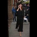 <em>Boardwalk Empire</em> Bad Girl Paz De La Huerta Smiles Sweetly For The Cameras