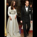 William And Kate Slip Into Second Looks For Royal Wedding Reception