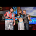 Kirstie Alley And Sexy <em>DWTS</em> Partner Maksim Chmerkovskiy Spice Up  <em>Ellen</em>