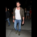Maksim Chmerkovskiy Parties At Trousdale Without Kirstie Alley