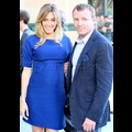Guy Ritchie And His Preg Girlfriend Attend <em>The Tree Of Life</em> Premiere In LA