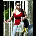Octomom Goes Bananas For Her Kids
