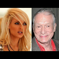 Hugh Hefner Has A New 'Best Girl'