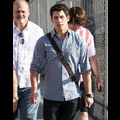 Nick Jonas Is A Lean Mean Waffle Eating Machine