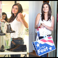 """Rebecca Black Goes Shoe Shopping With Her """"Friday"""" Fun Money"""
