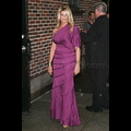 Kirstie Alley Shows Off Her Sexy New Bod At <em>Letterman</em>