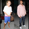 Kendra Wilkinson Dresses Way Down For Fancy Dinner With Her Hubby
