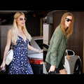 Paris And Nicky Grab A Sisterly Lunch In The 'Bu