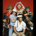 <em>Glee</em> Boys Make Dreams Come True, Pose As The Village People