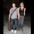 Nick Jonas And Girlfriend Delta Goodrem Get A Grip On Each Other After Bowling Date