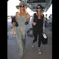 Paris And Nicky Head To St. Tropez